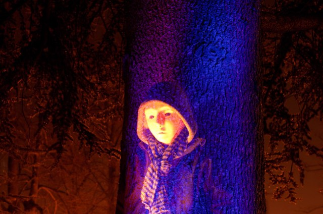 Lightpainting 2014