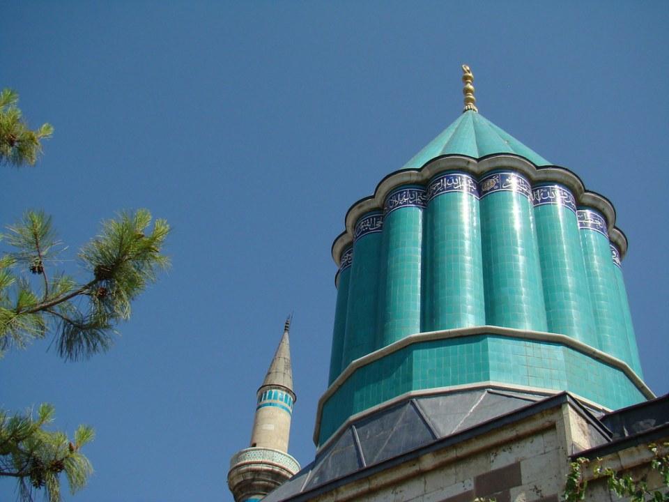 Turquia Museo Mevlana Konya Iconia 29