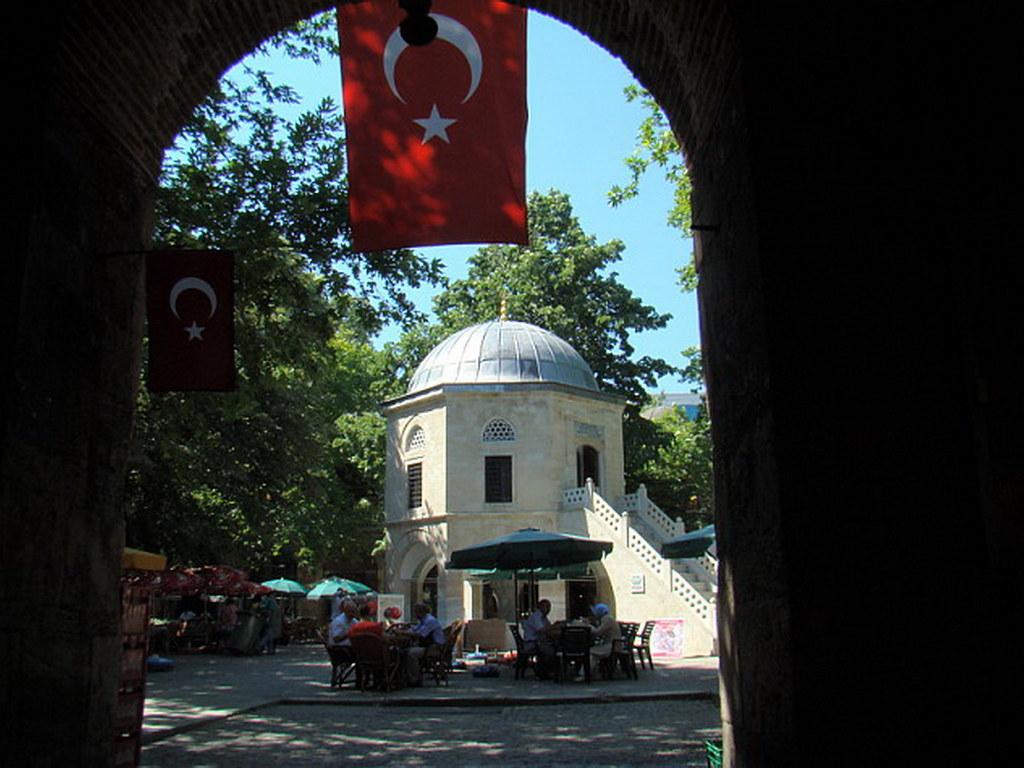 Turquia Bursa Mercado de la seda 08