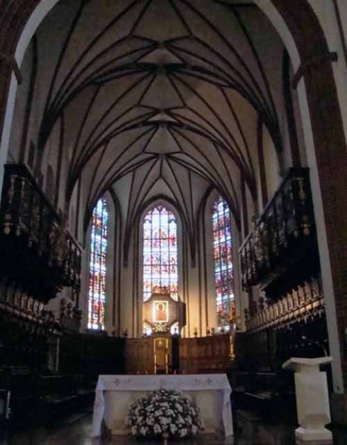 Polonia Catedral de San Juan Bautista Varsovia 07