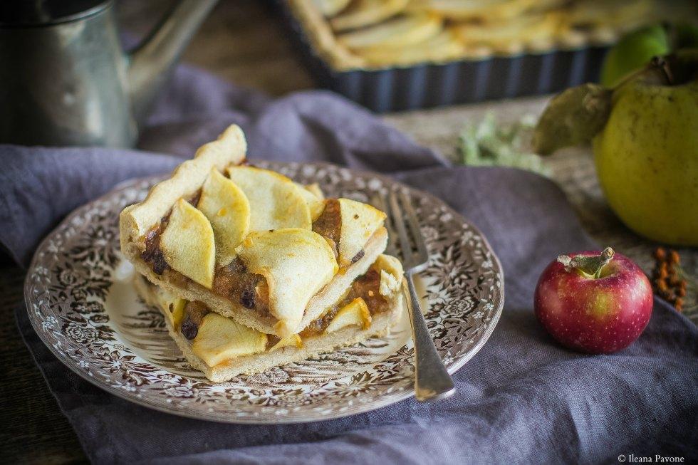 Crostata di mele senza zucchero (2)