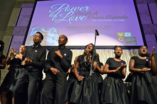 2016 Angel of Peace Awards