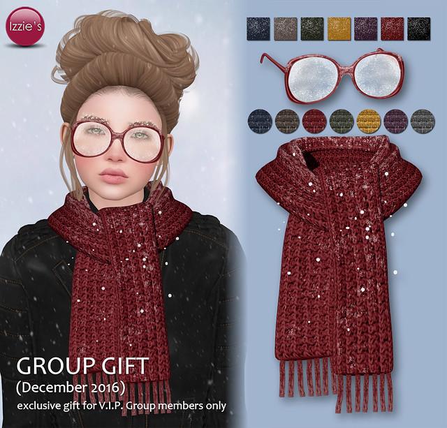 VIP Group Gift December