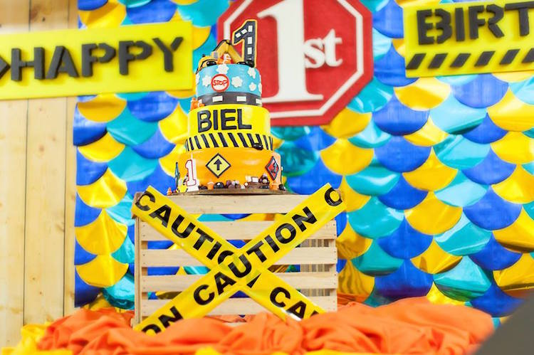 Homemade Parties DIY Party _Construction Themed Party05