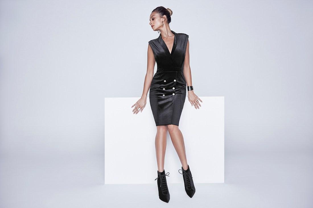 Alesha_Dixon_Velvet_Tux_Black_Dress_£79_LittleBlackDress.co.uk-1