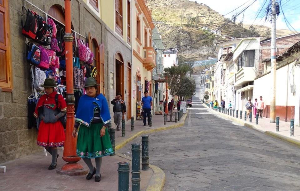 Alausi Su Gente Ecuador 05