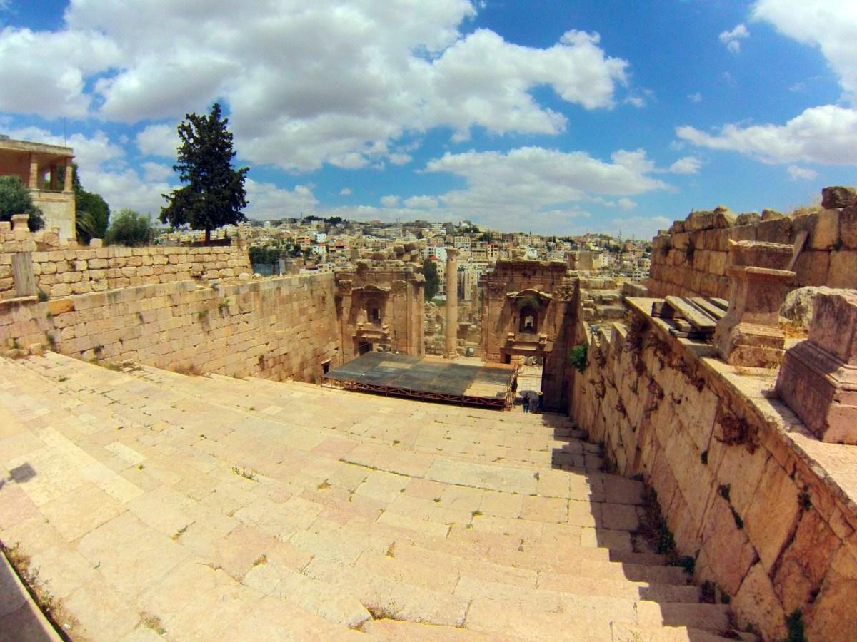 Jerash, la Roma de Jordania / Jordan - Jerash / Gerasa jerash, la roma de jordania - 30469274372 781d003909 o - Jerash, la Roma de Jordania
