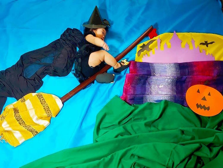 DIY Halloween Costume Witch
