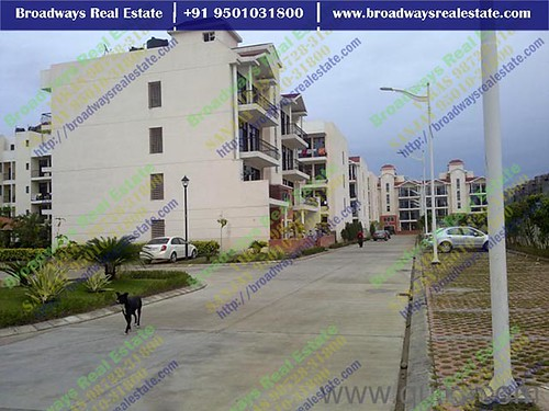 Omaxe The Resort 2bhk new chandigarh
