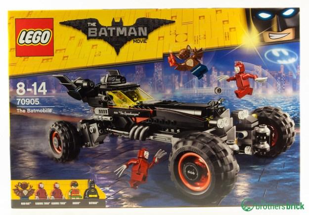 lego batman 70905 the batmobile review the brothers. Black Bedroom Furniture Sets. Home Design Ideas