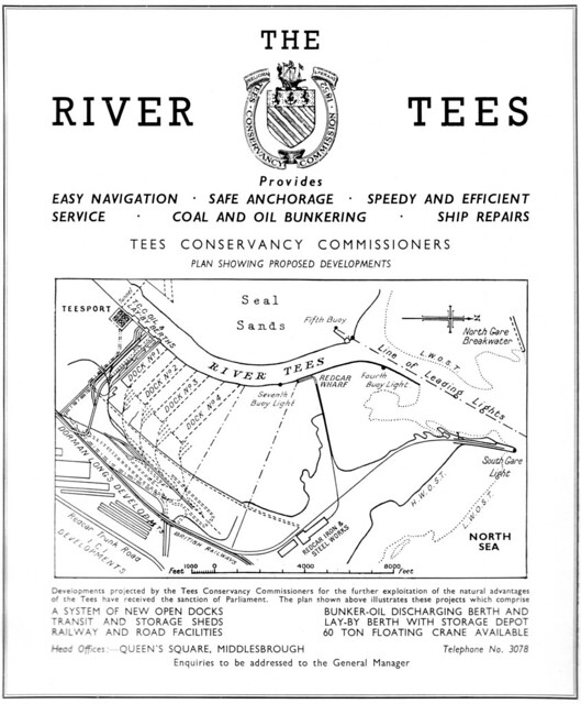 River Tees Conservancy Comission 1949