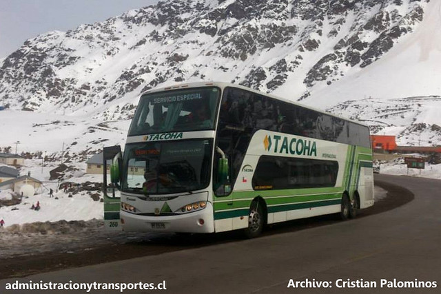 Bus 260 Portillo 2013 Tacoha