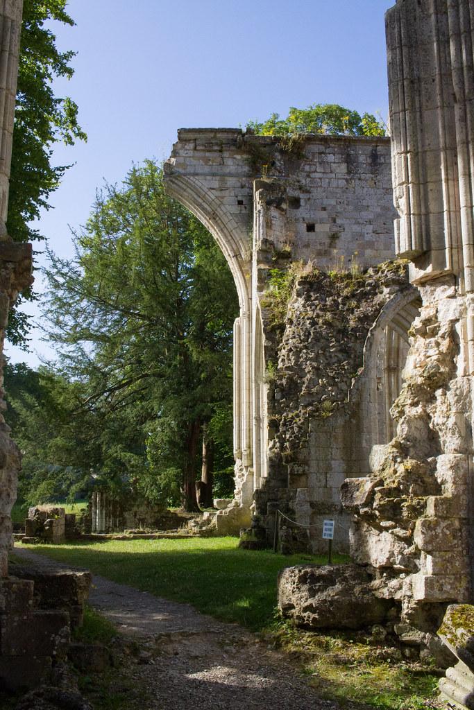 Abbaye de Jumièges 20160715-_MG_7343