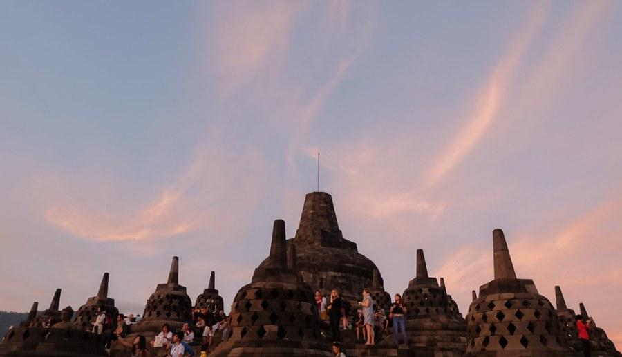borobudur Yogyakarta Indonesia Sunrise (11 of 35)