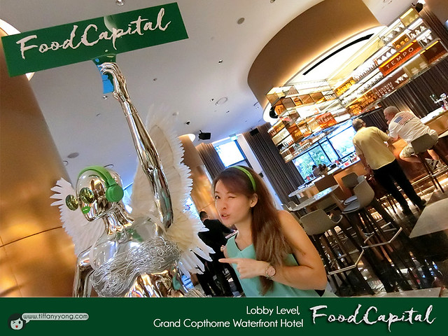 Grand Copthorne Waterfront Food Capital Tiffany Yong