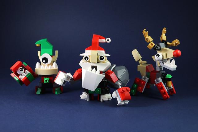 Challenge LEGO Mixels Jinglemix