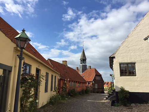 A week in Denmark - Ebeltoft