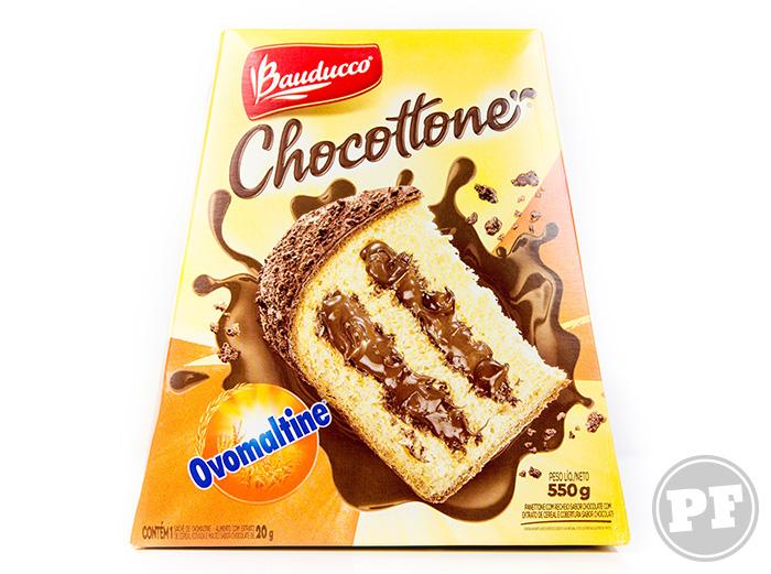 Bauducco Chocottone / Panettone Ovomaltine