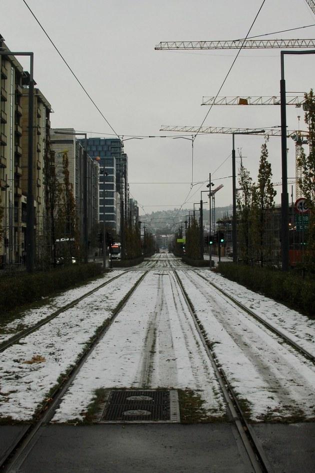 Oslo - Tramlines
