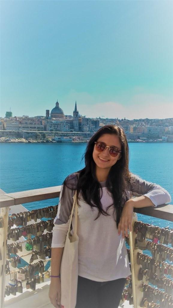 Valletta vista do The Point