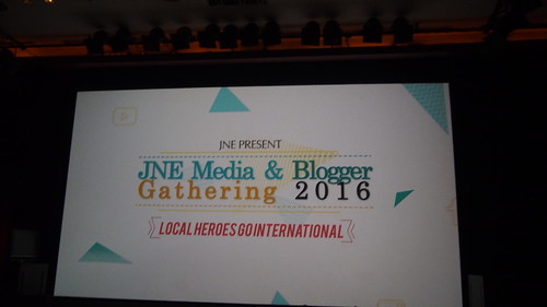 Media & Blogger Gathering JNE, 2016 - dianravi.com