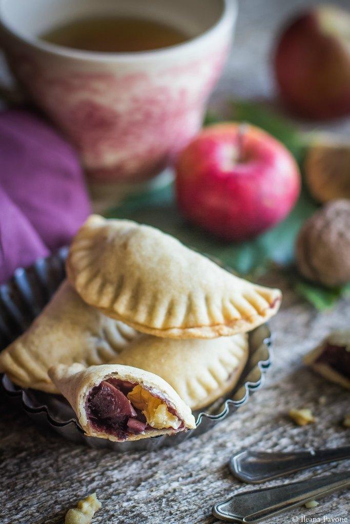 Biscotti ripieni di mele_2
