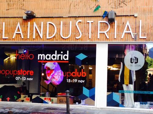 Pop into Berlin, Malasaña. Madrid