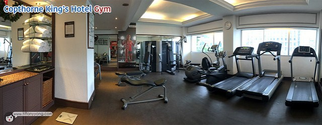 Copthorne Kings Hotel Gym