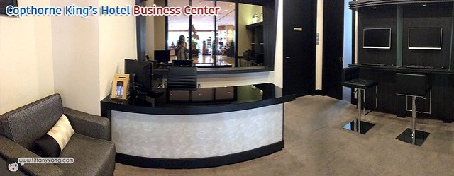 Copthorne Kings Hotel Business Center