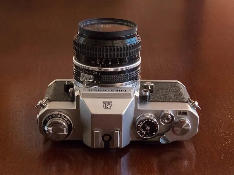 Nikon Nikkormat EL
