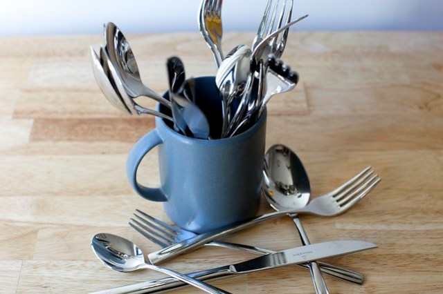new instantly adored silverware