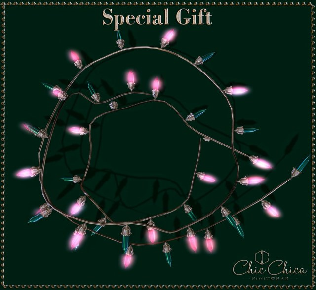 ChicChica for The Arcade, Season of Giving