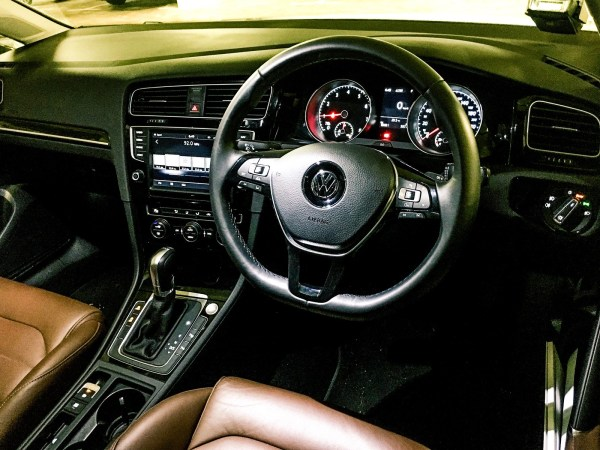 Volkswagen Golf Variant 2016