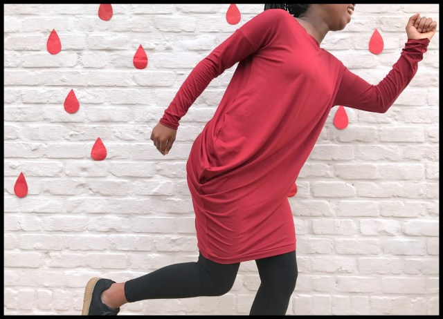 drop dress 2