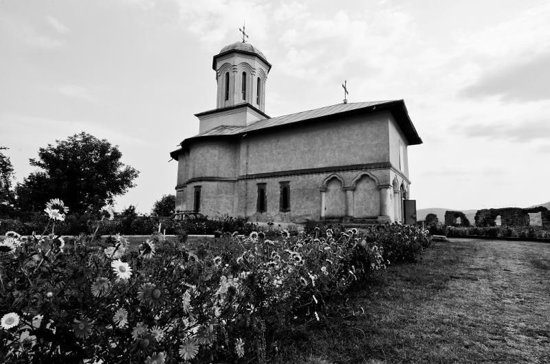 Manastirea Berca buzau Romania