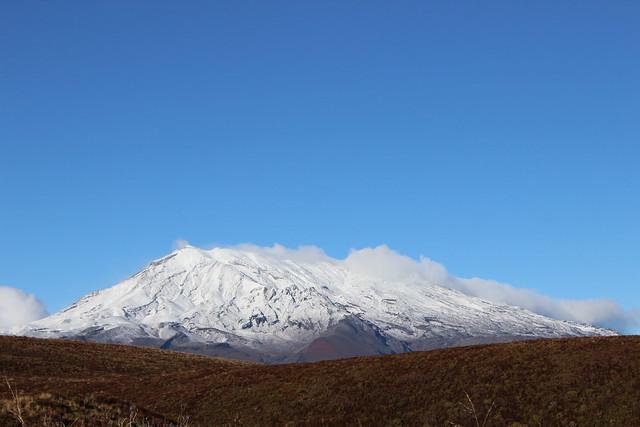 Ngauruhoe - Tongariro