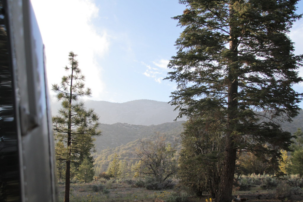 Heart Bar Campground - San Bernardino National Forest