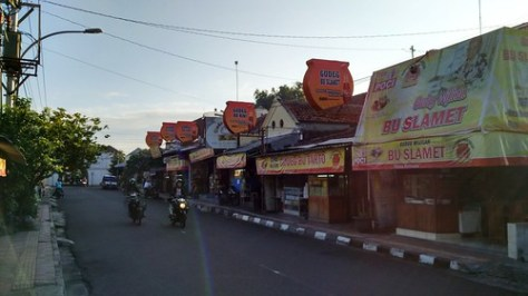 The Gudeg Street