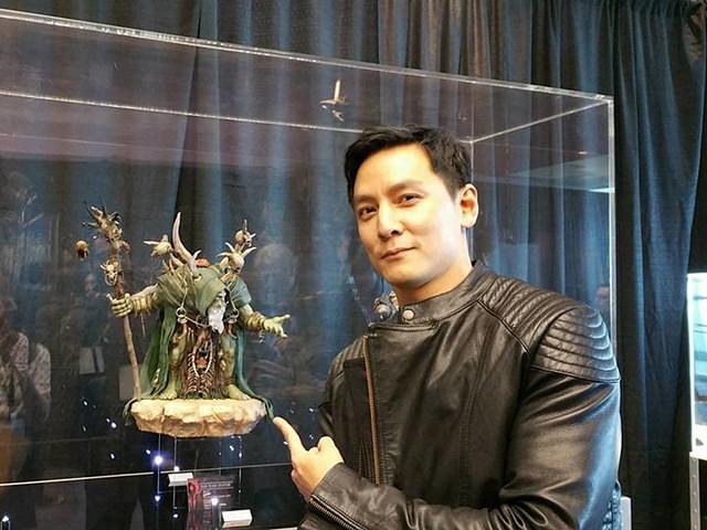 Daniel Wu Gul dan