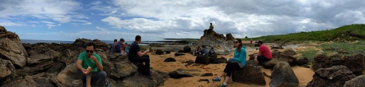 Hike to St Andrews