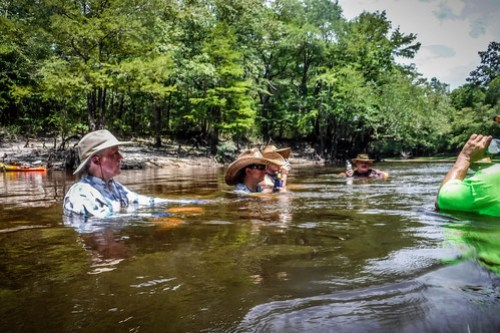 Edisto Beer Commercial and Rope Swing Float-114