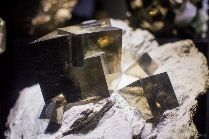Perot Museum of Natural Science Gemstones