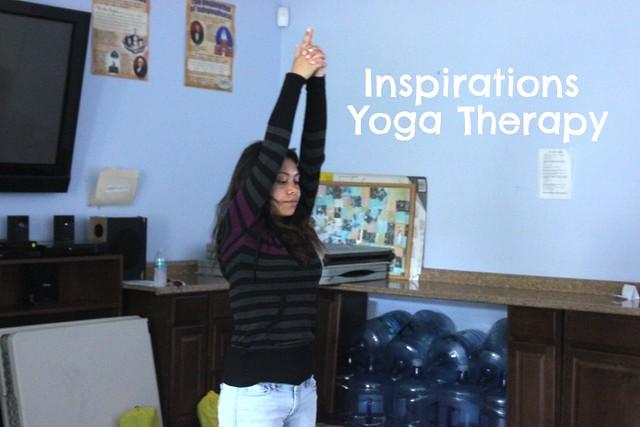 Teen Yoga therapy