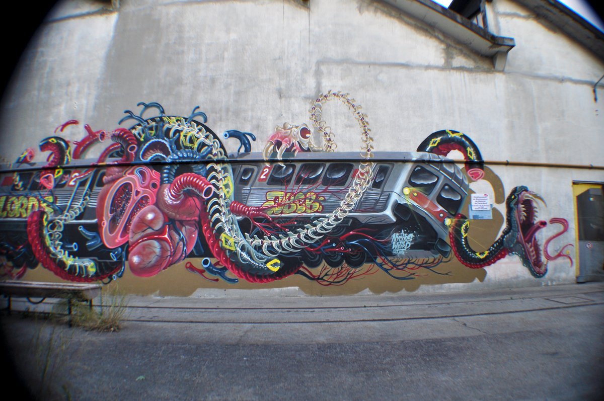 Nychos The Weird @t Ground Control (2)