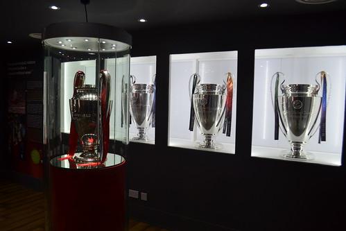 Champions League Trophies