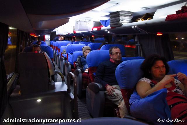Bus Norte | Cama Ejecutivo | Marcopolo Paradiso 1800 DD G7 - Volvo / GCKV19 - 210