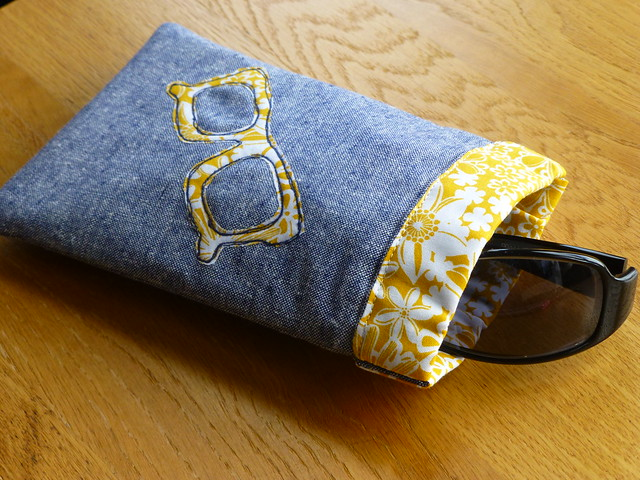 Sunnies Cases (Popular Patchwork June16)