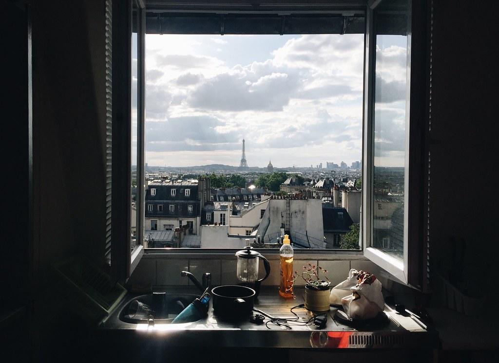 Paris 2016 kat view eiffel tower