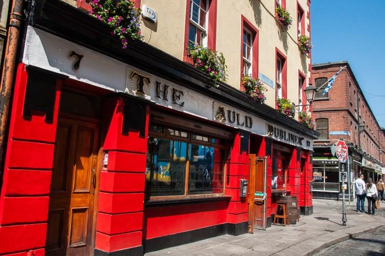 Ireland Day One