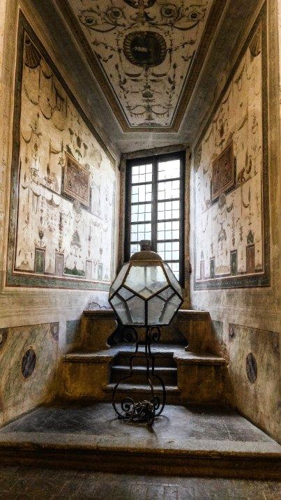 Palazzo Farnese (interni)